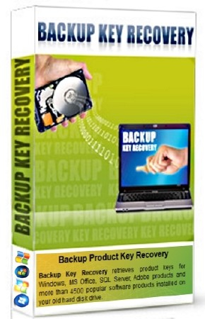 Nsasoft Backup Key Recovery 2.2.4.0