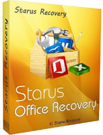 Starus Office Recovery 2.5 Commercial / Office / Home + Portable