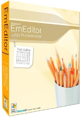 Emurasoft EmEditor Professional 17.1.3 Final + Portable