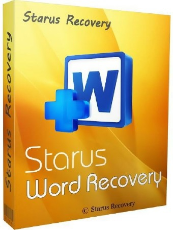 Starus Word Recovery 2.5 Commercial / Office / Home + Portable
