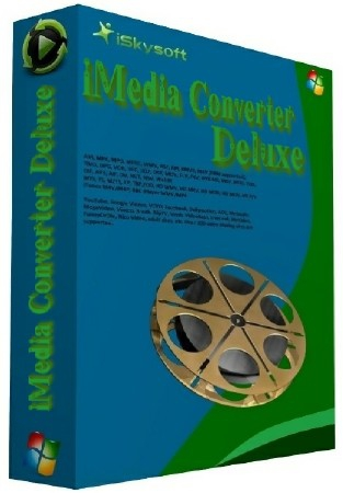 iSkysoft iMedia Converter Deluxe 10.0.11.126 Final
