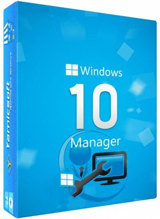 Windows 10 Manager 2.1.6 RePack/Portable by Diakov