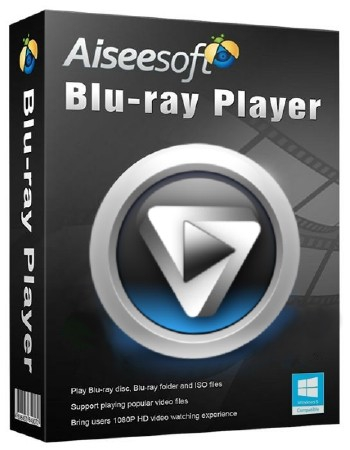 Aiseesoft Blu-ray Player 6.6.8 + Rus