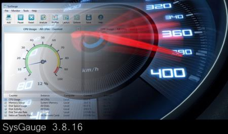 SysGauge 3.8.16 (x86/x64) + Portable