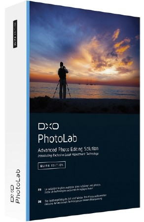 DxO PhotoLab 1.1.0 Build 2635 Elite (x64)