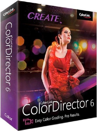 CyberLink ColorDirector Ultra 6.0.2407.0 + Rus
