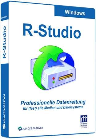R-Studio 8.5 Build 170098 Network Edition Portable