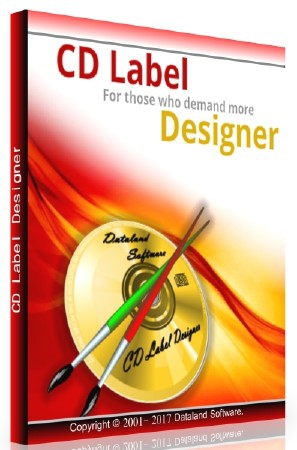 Dataland CD Label Designer 7.1 Build 754 DC 14.12.2017 + Rus