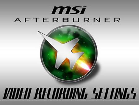 MSI Afterburner 4.4.2 Final