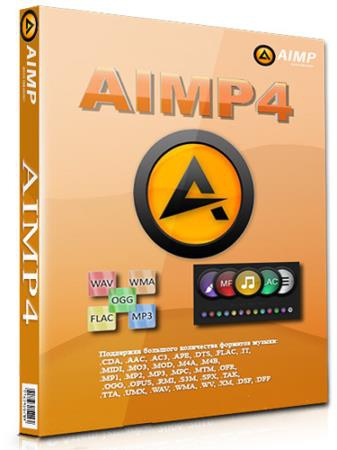 AIMP 4.50 Build 2055 Final Final RePack/Portable by Diakov