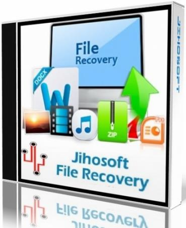 Jihosoft File Recovery 8.27 Portable (Ml/Rus/2017)