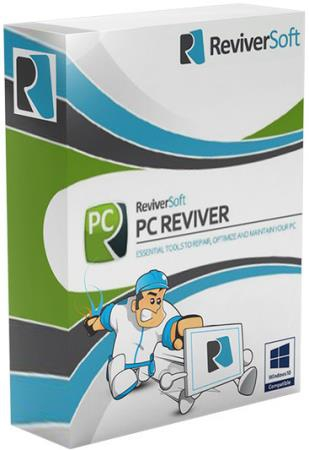 ReviverSoft PC Reviver 3.3.2.6 RePack by Diakov