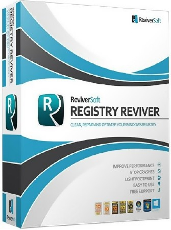 ReviverSoft Registry Reviver 4.19.0.6