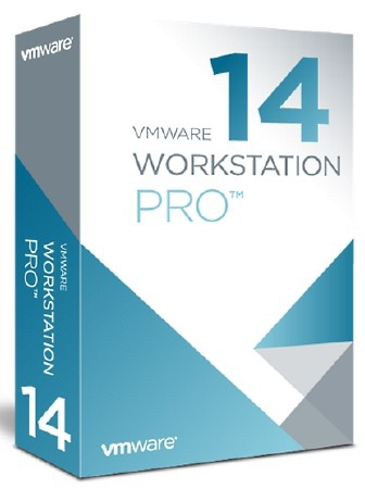 VMware Workstation Pro 14.1.0 Build 7370693 + Rus