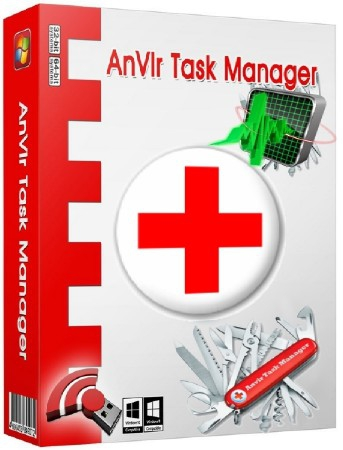 Anvir Task Manager 9.1.4 Final + Portable