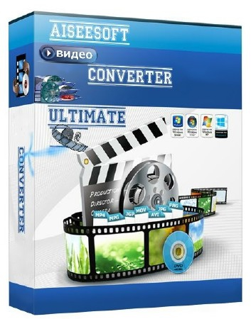 Aiseesoft Video Converter Ultimate 9.2.32 + Rus