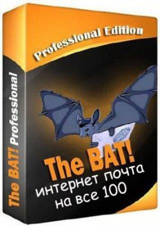 The Bat! Professional Edition 8.2.4 RePack by Diakov