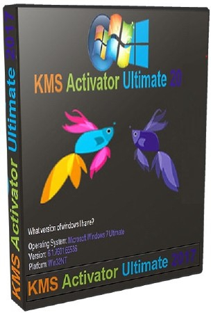 Windows KMS Activator Ultimate 2018 4.0
