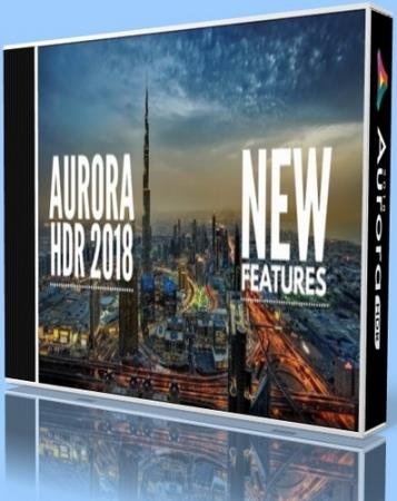 Aurora HDR 2018 1.1.3.1475 (Ml/Rus) Portable