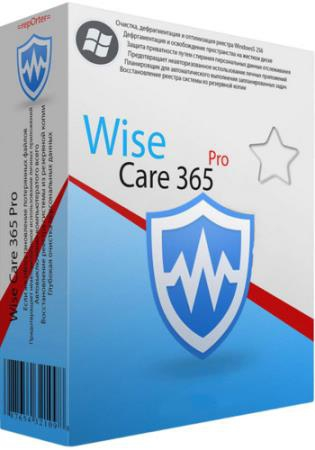 Wise Care 365 Pro 4.81 Build 463 Final RePack/Portable by elchupacabra