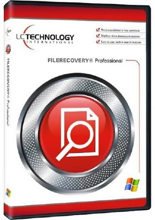 LC Technology Filerecovery 2016 Enterprise / Professional 5.5.9.8