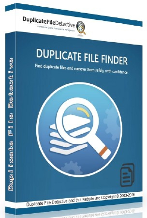 Duplicate File Detective 6.1.65 Professional Edition