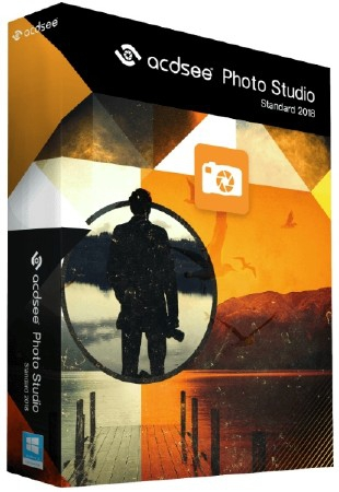 ACDSee Photo Studio Standard 2018 21.2 Build 818