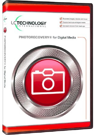 LC Technology PHOTORECOVERY Professional 2018 5.1.7.0