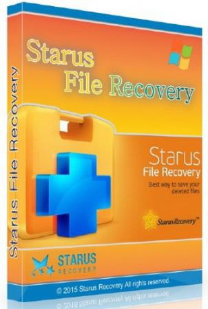 Starus File Recovery 4.1 (Ml/Rus)