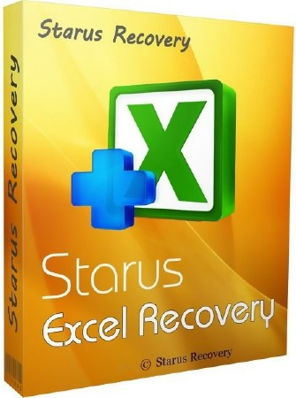 Starus Excel Recovery 2.6 Commercial / Office / Home
