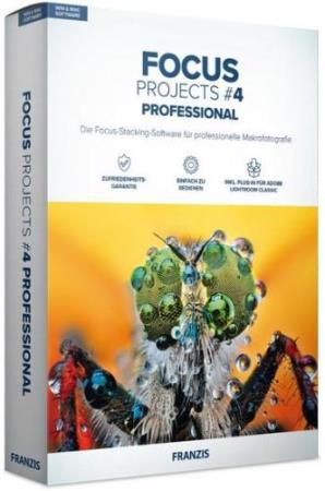 Franzis FOCUS projects professional 4.42.02821 RePack/Portable by D!akov