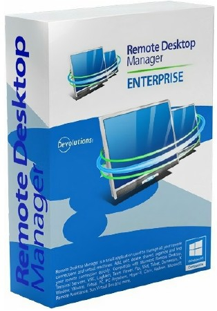 Devolutions Remote Desktop Manager Enterprise 13.5.3.0