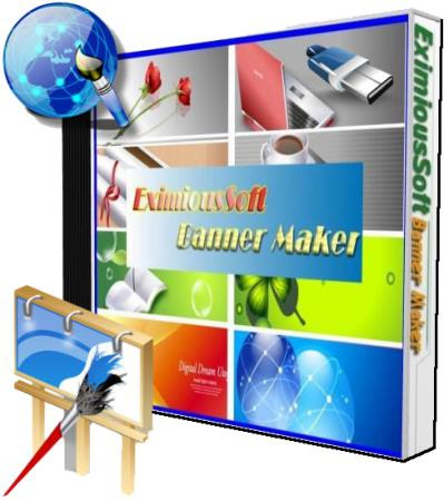 EximiousSoft Banner Maker Pro 3.02 Portable (ML/RUS/2018)