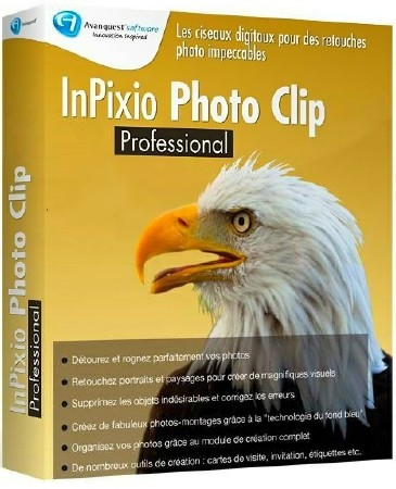 InPixio Photo Clip Professional 8.3.0