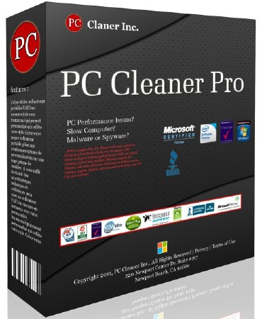PC Cleaner Pro 2018 14.0.18.4.13