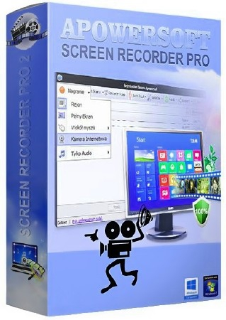 Apowersoft Screen Recorder Pro 2.2.5 (Build 04/21/2018) + Rus
