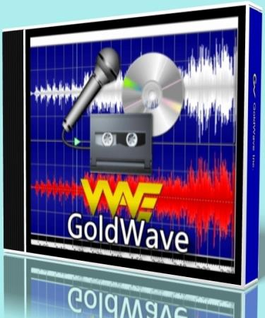 GoldWave 6.32 (Ml/Rus) Portable