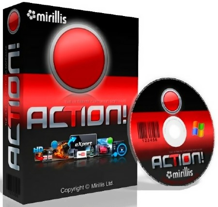 Mirillis Action! 3.1.4.0 Final