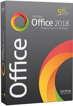 SoftMaker Office Professional 2018 rev 931.0518 RePack/Portable by elchupacabra