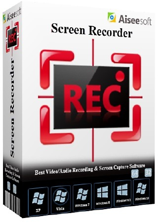 Aiseesoft Screen Recorder 2.0.10 + Rus