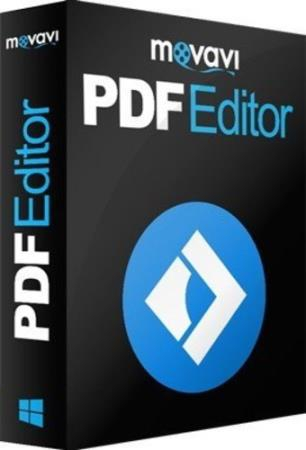 Movavi PDF Editor 1.5 RePack/Portable by TryRooM