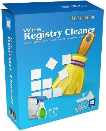Wise Registry Cleaner Pro 9.6.4.630 + Portable