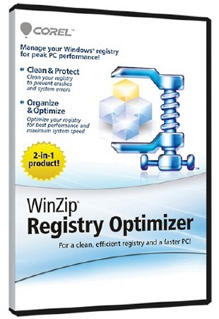 WinZip Registry Optimizer 4.20.1.8 Final