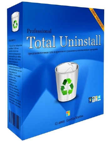 Total Uninstall Professional 6.24.0.520 (x86/x64)