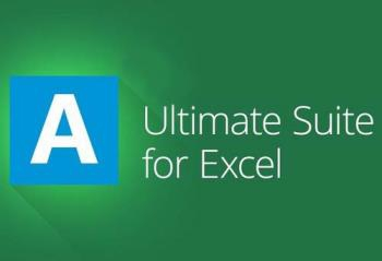 AbleBits Ultimate Suite for Excel 2018.3.1197.5836 Business Edition