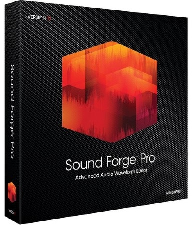 MAGIX SOUND FORGE Pro 12.1.0.170