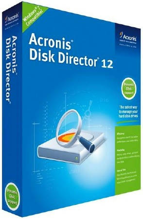 Acronis Disk Director 12.0 Build 96 Russian