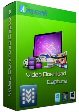 Apowersoft Video Download Capture 6.4.6 (Build 09/09/2018) + Rus