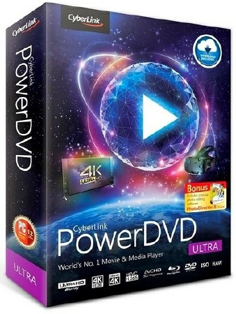 CyberLink PowerDVD Ultra 18.0.2107.62 RePack by qazwsxe
