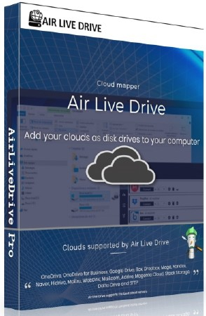 AirLiveDrive Pro 1.1.2